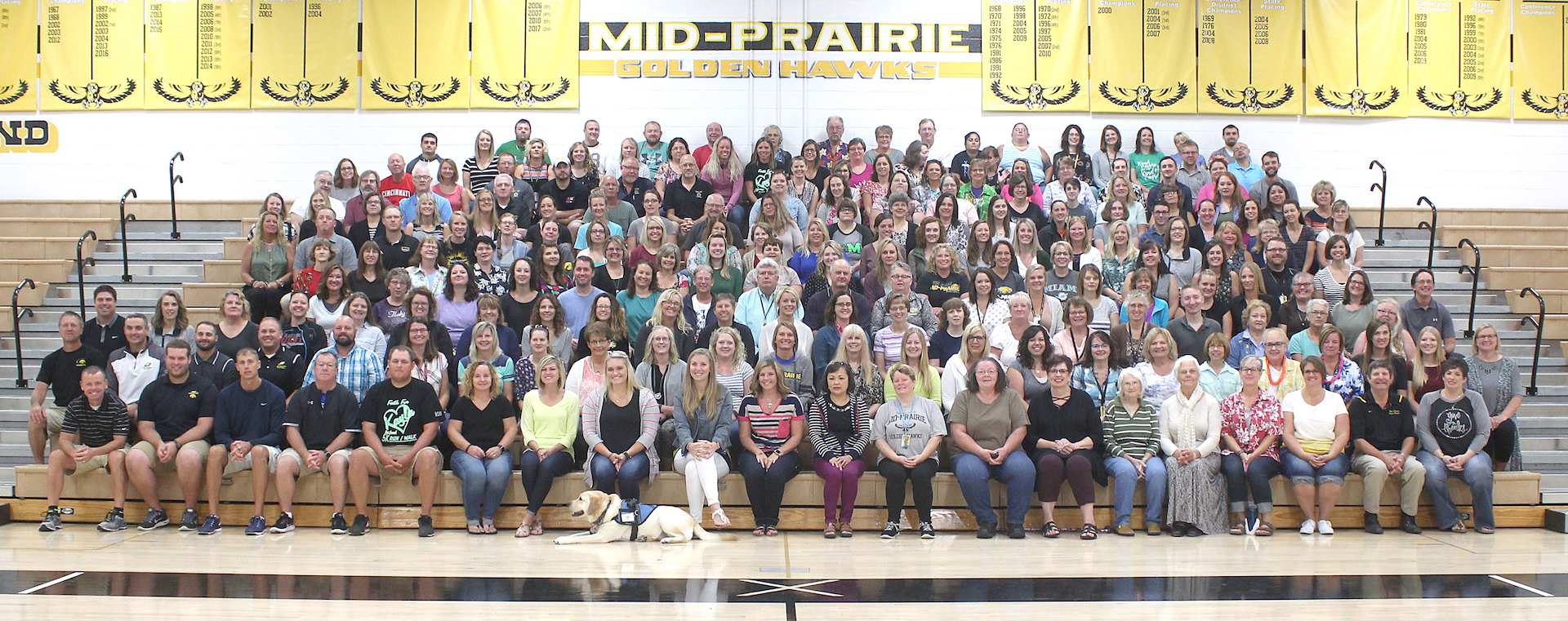 Entire Mid-Prairie Staff