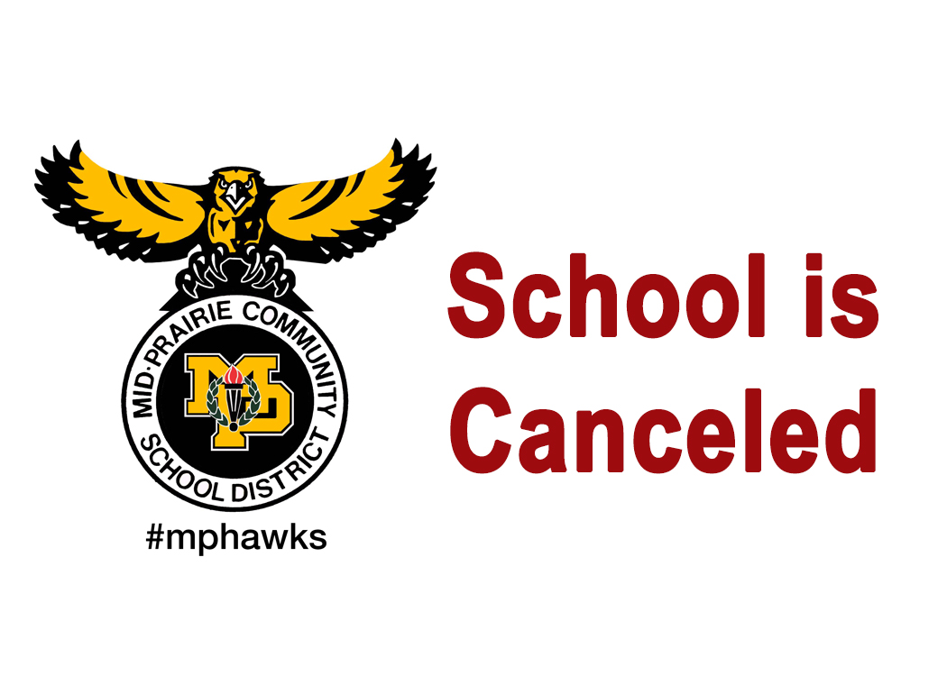 School Canceled Through Monday, April 13