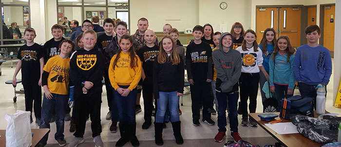 MPMS Students Succeed at Math League Competition