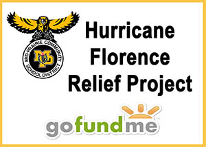 Mid-Prairie Students Seek to Offer Hurricane Florence Relief