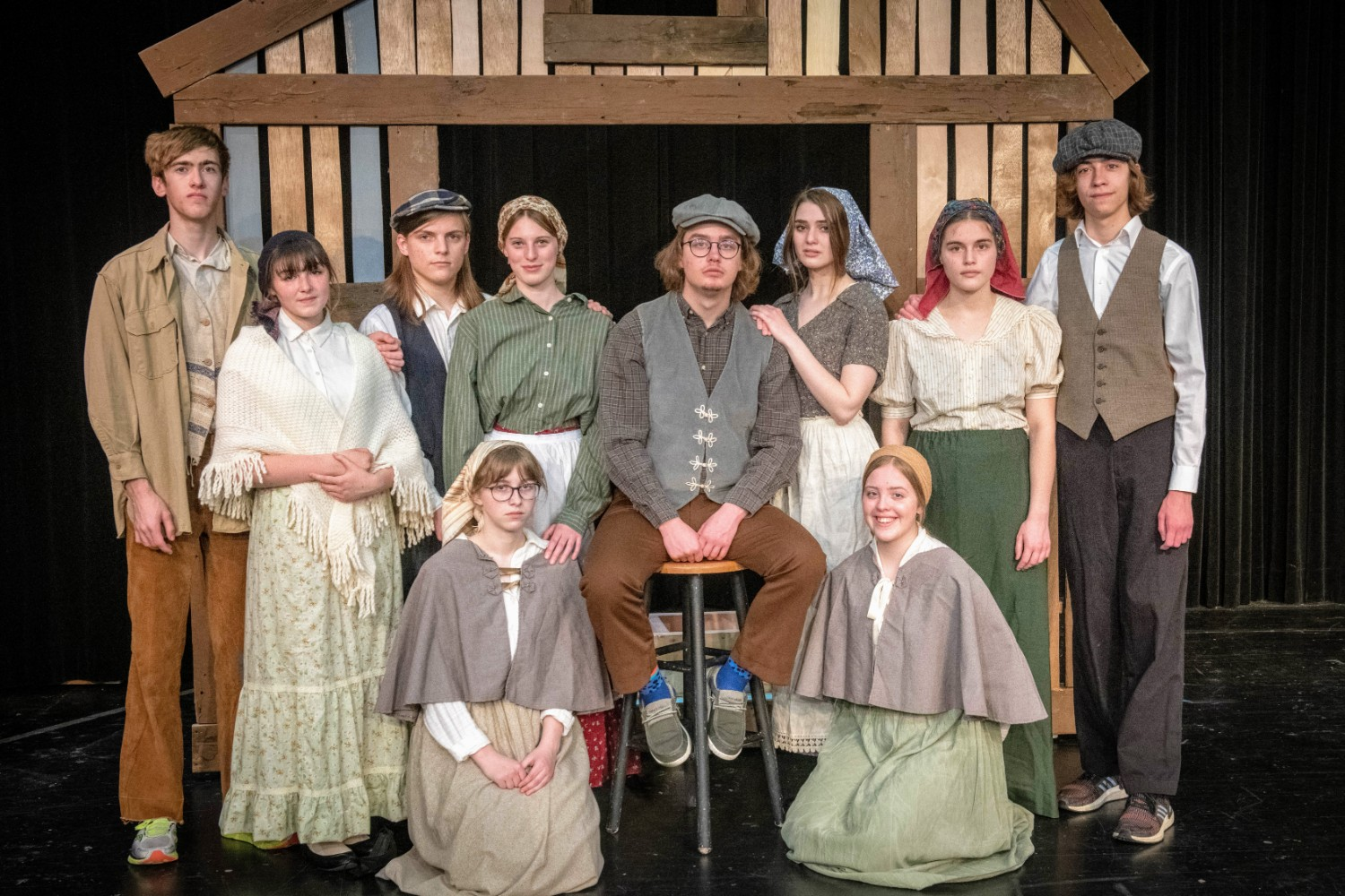 MPHS presents Fiddler on the Roof