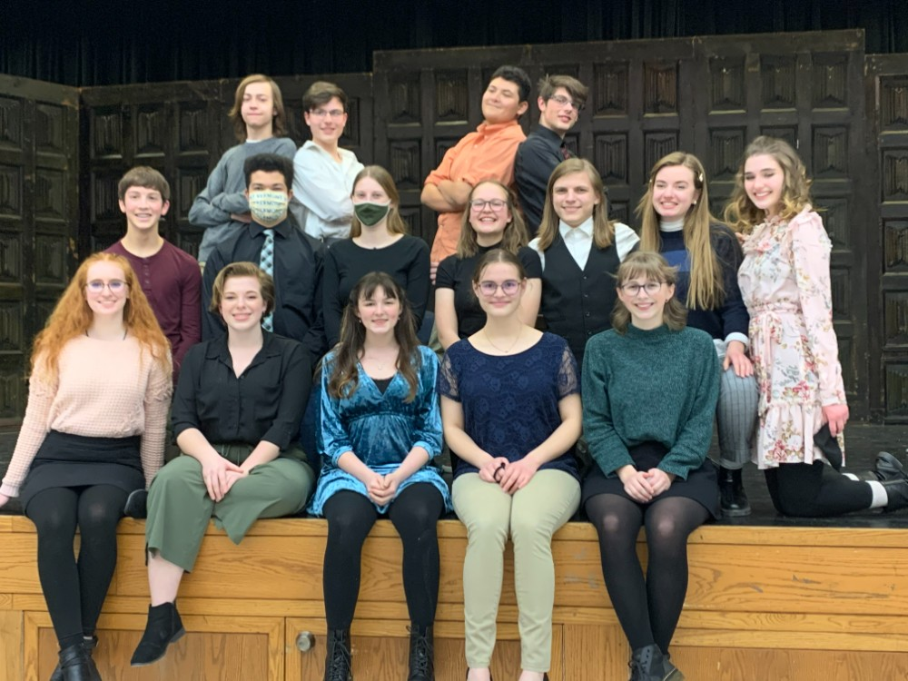 MPHS Speech students receive Superior rating